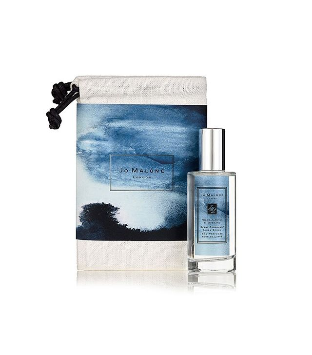 Jo Malone Night Jasmine & Oregano Linen Spray and Travel Bag