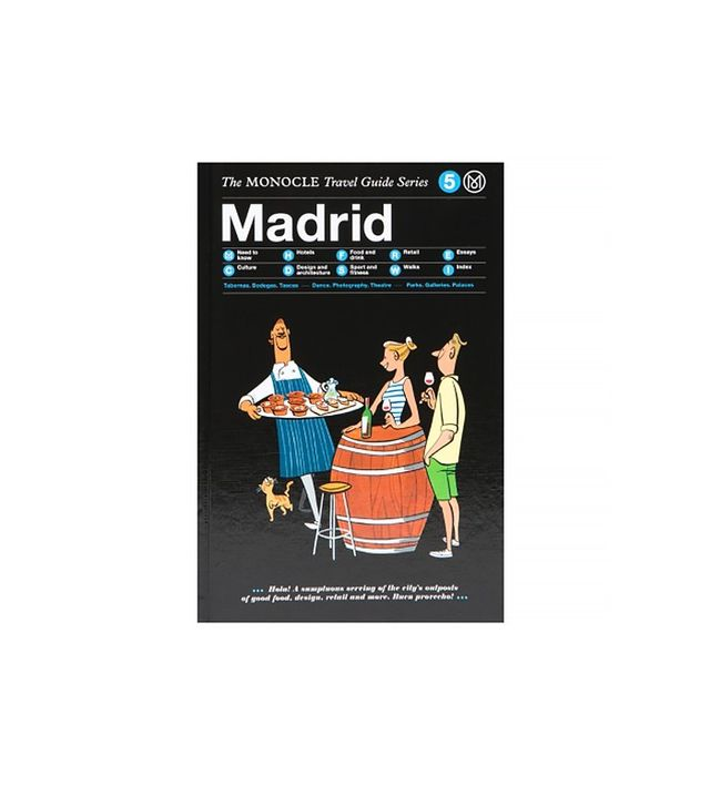 Travel Guide Madrid by Monocle