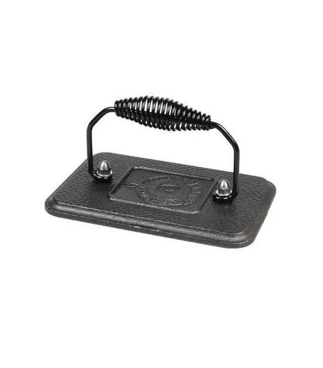 Lodge Logic Cast-Iron Grill Press