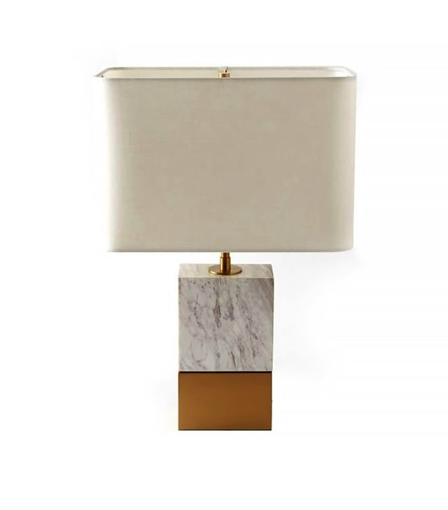 West Elm Half and Half Table Lamp