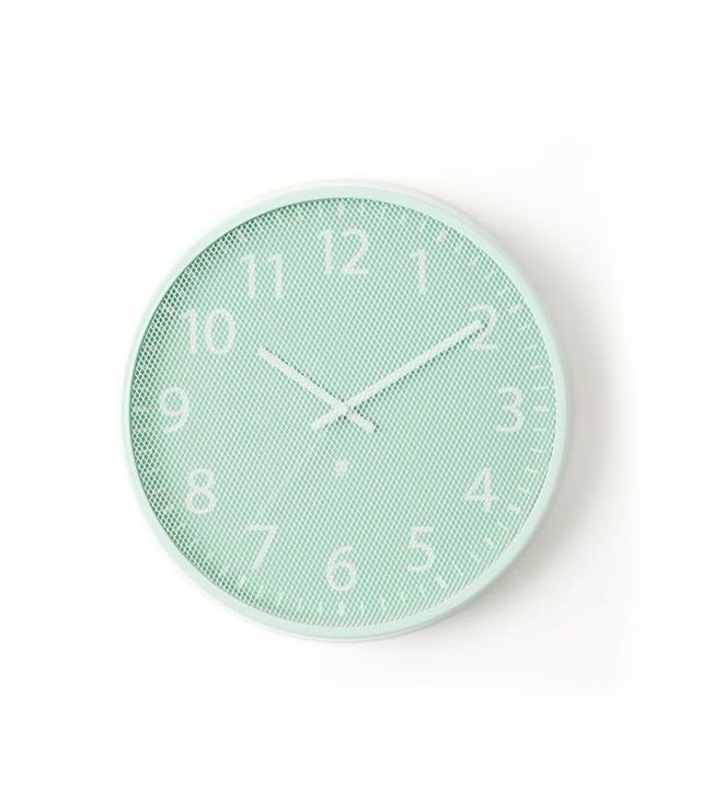 West Elm Umbra Perftime Wall Clock