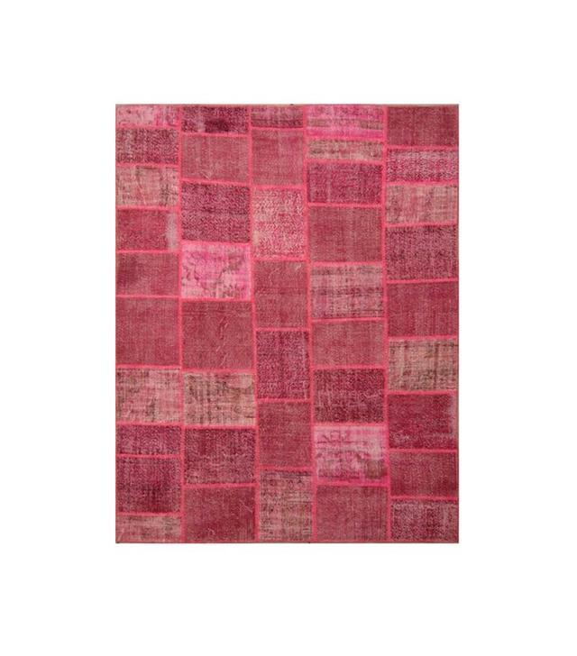 Orientalism Home Turkish Patchwork Rug