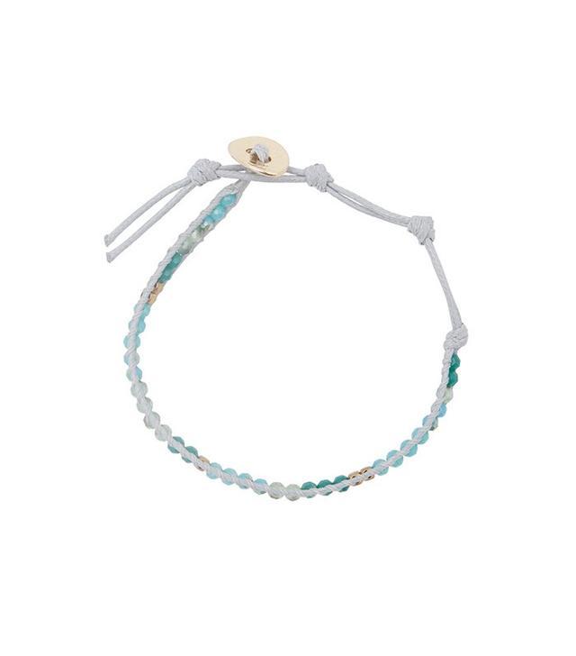Marquet Stone + Crystal Bracelet