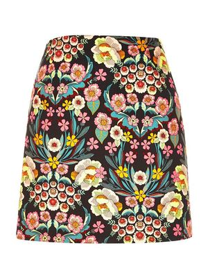 Love, Want, Need: River Island's Psychedelic Mini Skirt