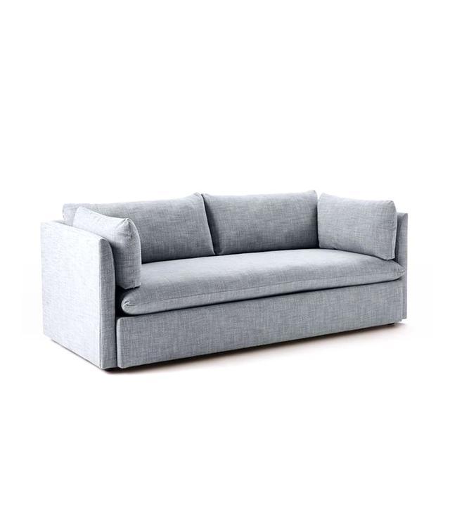 West Elm Shelter Sofa