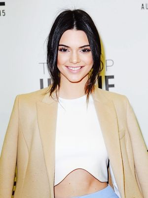 Now Copying: Kendall Jenner's Ethereal Side Braid