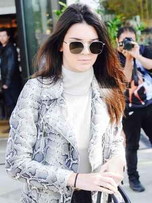 The Bag Accessory Kendall Jenner Carried Into 2016