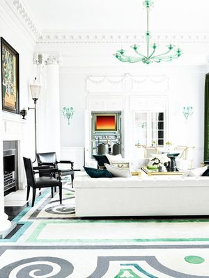 Inside One of London's Most Magnificent Mansions