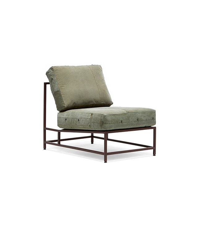Stephen Kenn Military Canvas Chair