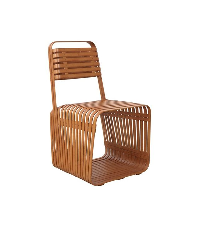Jeff Dayu Shi Bamboo Chair