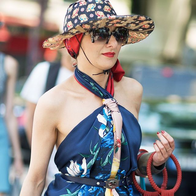 Fashion Eccentrics Who Embody Spring's Top Trends