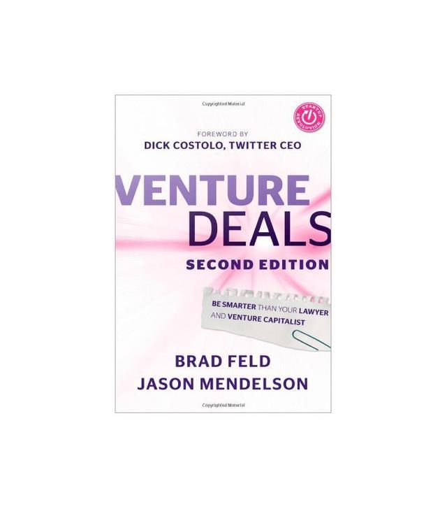 Venture Deals by Brad Feld