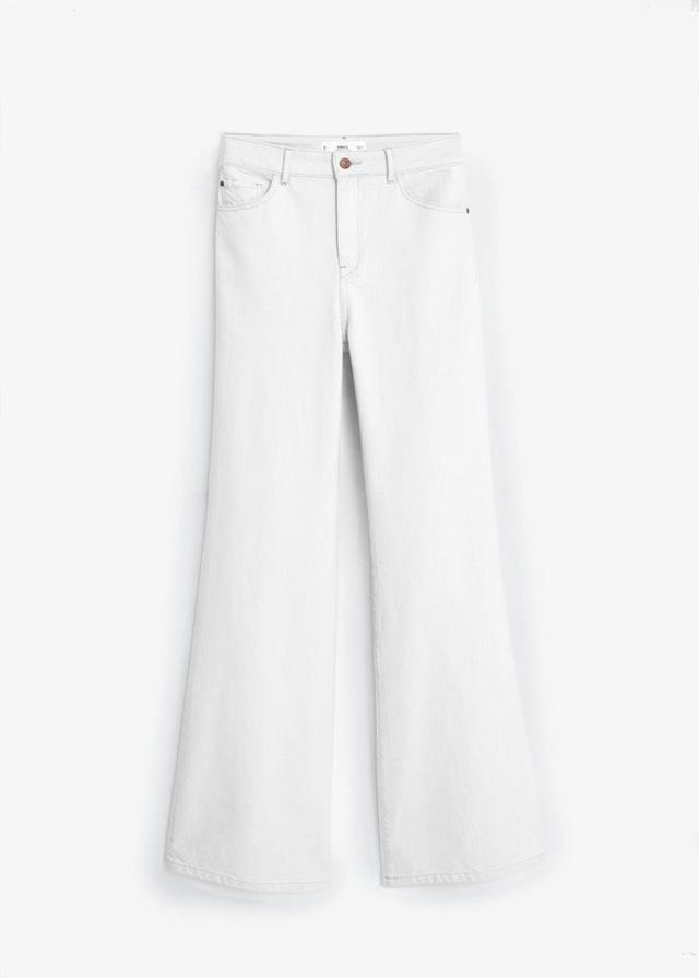 Mango Flared Martina Jeans