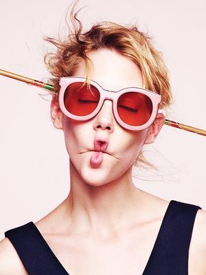 Karen Walker's Eyewear Campaign Has Us Lovestruck