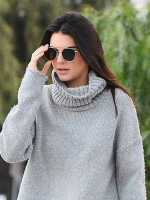 Only Kendall Jenner Could Pull Off Sweatpants This Way