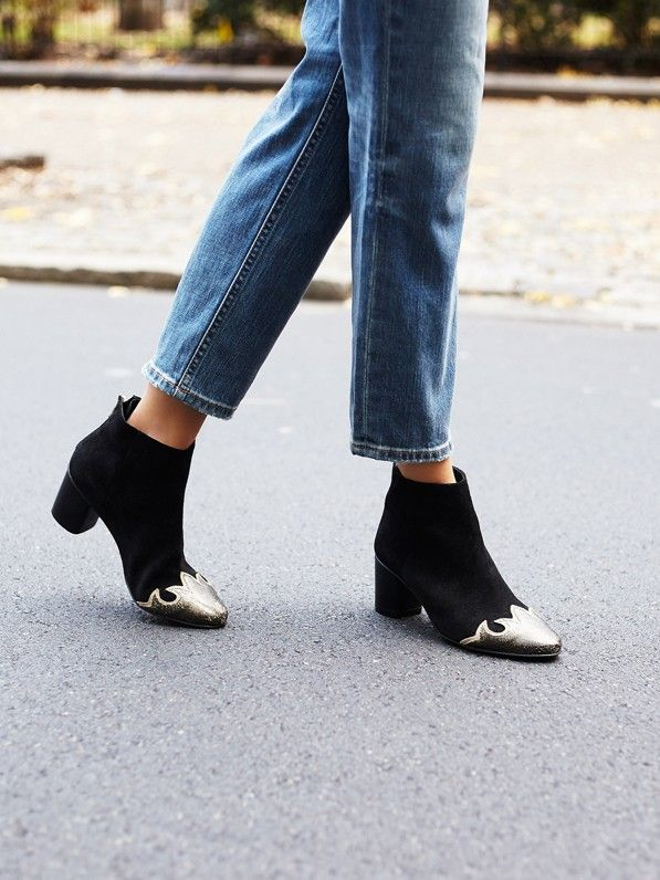 Free People Adelle Ankle Boots