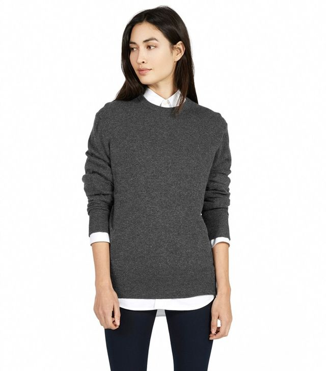 Everlane Men's Cashmere Crew for Her