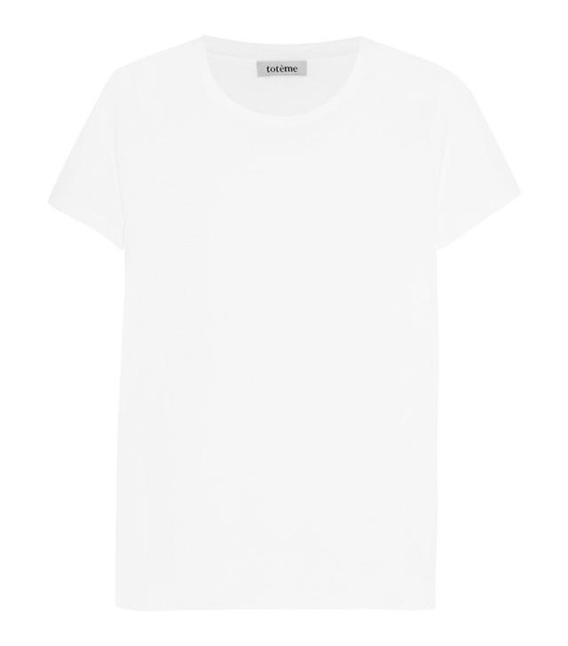 Totême Duba Modal and Cotton-Blend Jersey T-Shirt