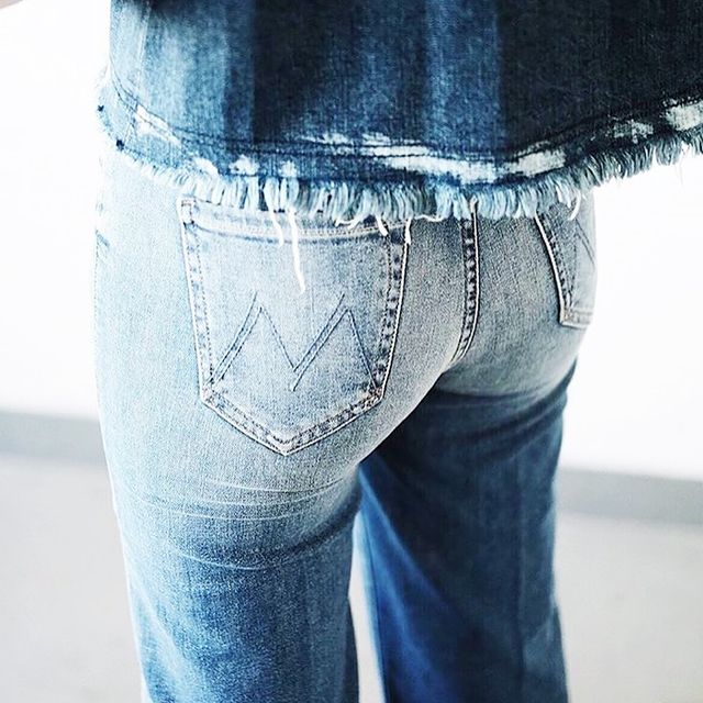 How to Find Denim That Will Make Your Butt Look Amazing