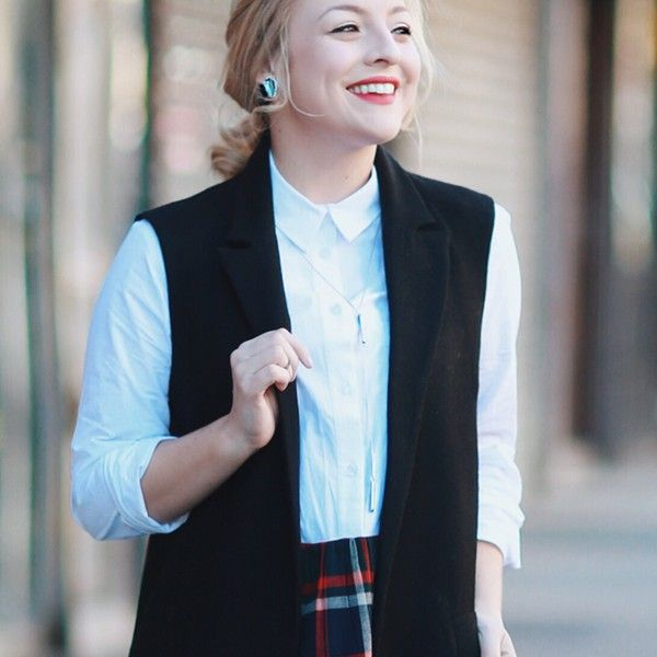 A Genius Blogger Trick for Freshening Up a Winter Wardrobe