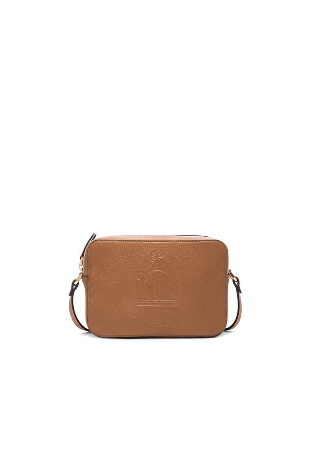 Lanvin Mini Logo Crossbody Bag