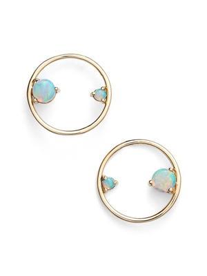 Must-Have: Opal Earrings