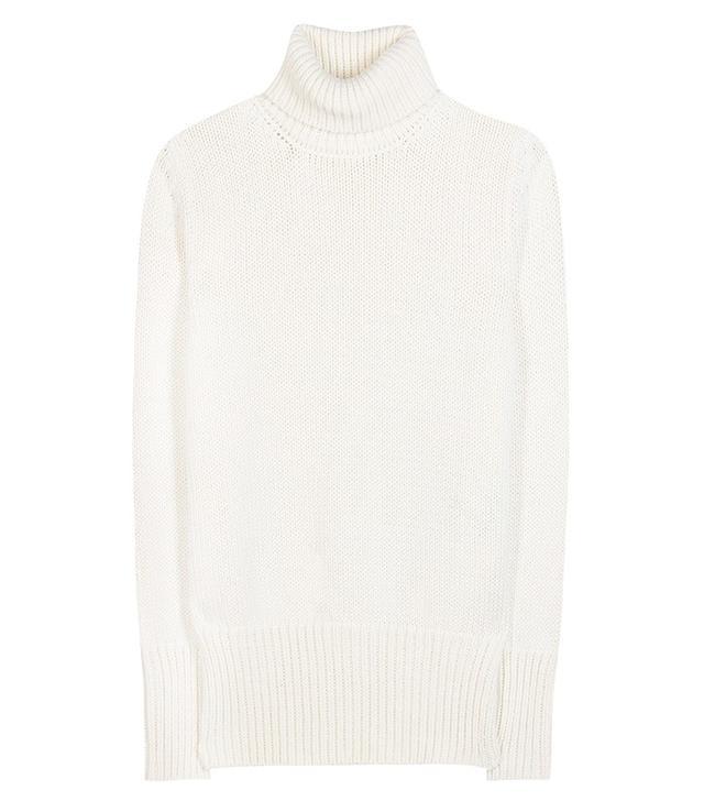 Nina Ricci Cotton Turtleneck Sweater