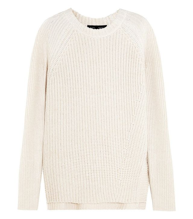 Proenza Schouler Cotton, Cashmere, and Wool-Blend Sweater
