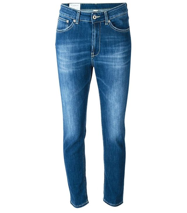 Dondup Cropped Slim Jeans
