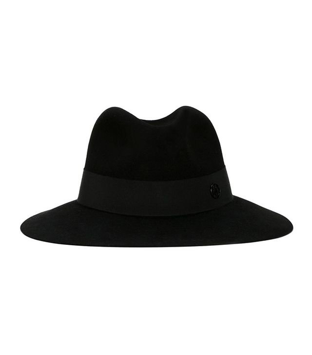 Maison Michel Classic Fedora Hat