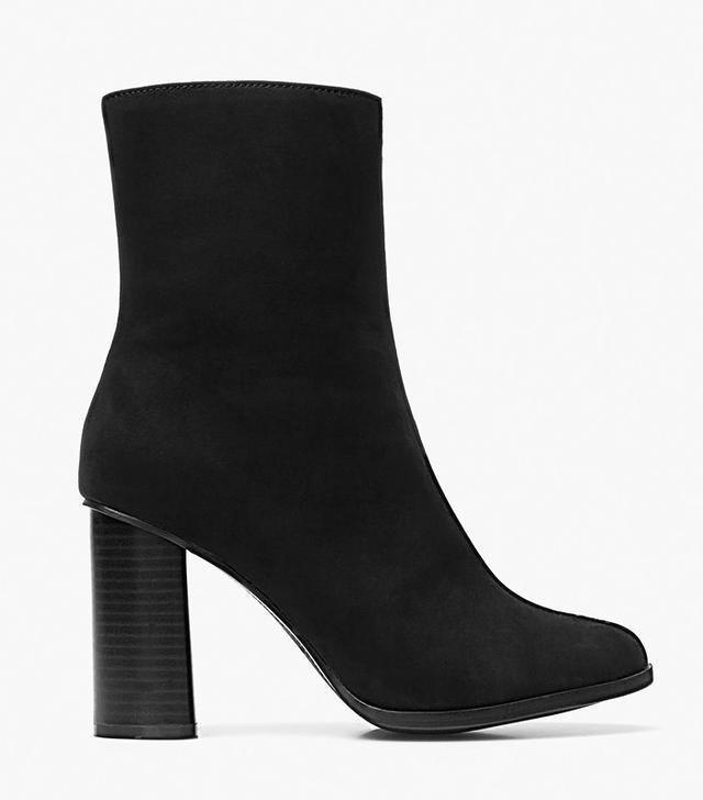 Mango Heel Ankle Boot