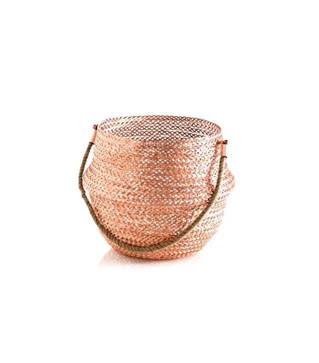 Lulu & Georgia Large Rosy Basket