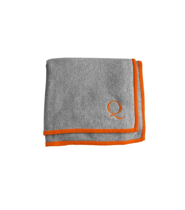 Mark and Graham Cashmere Jersey Blanket