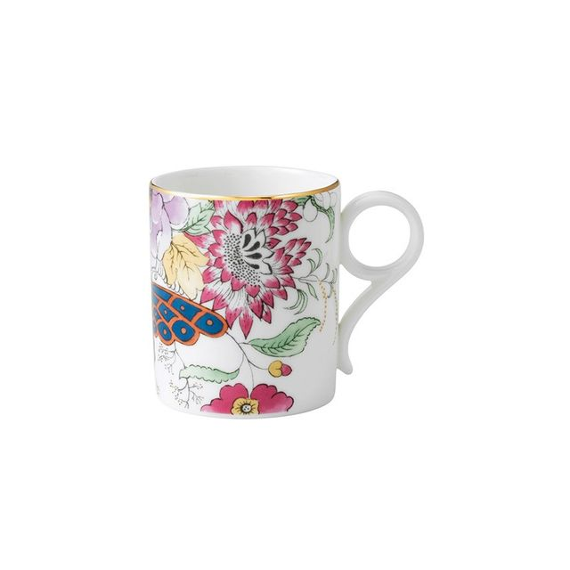 Wedgwood Butterfly Bloom Mug Floral Bouquet