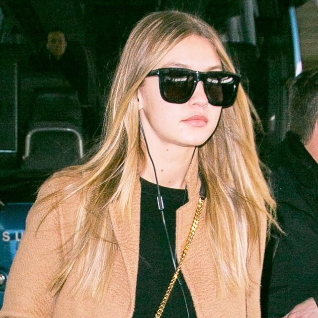 Is Gigi Hadid Wearing the Next Big Denim Trend?