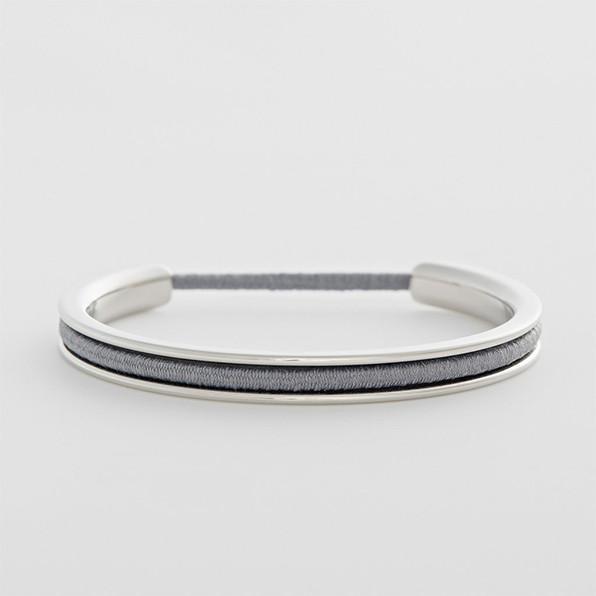 f o r e. Silver Bracelet