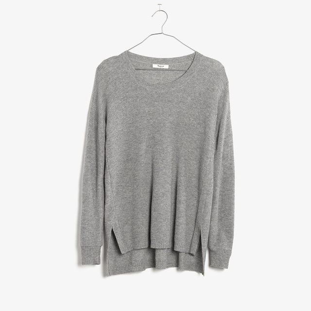 Madewell Warmlight Pullover Sweater