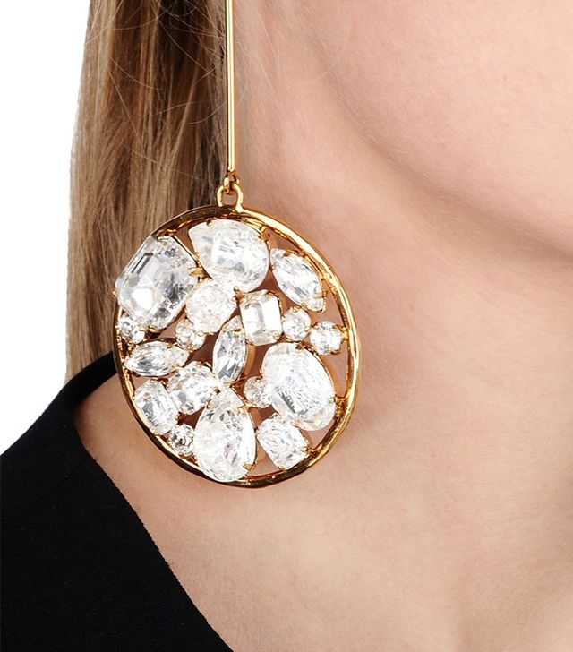 Stella McCartney Stones Drop Earrings