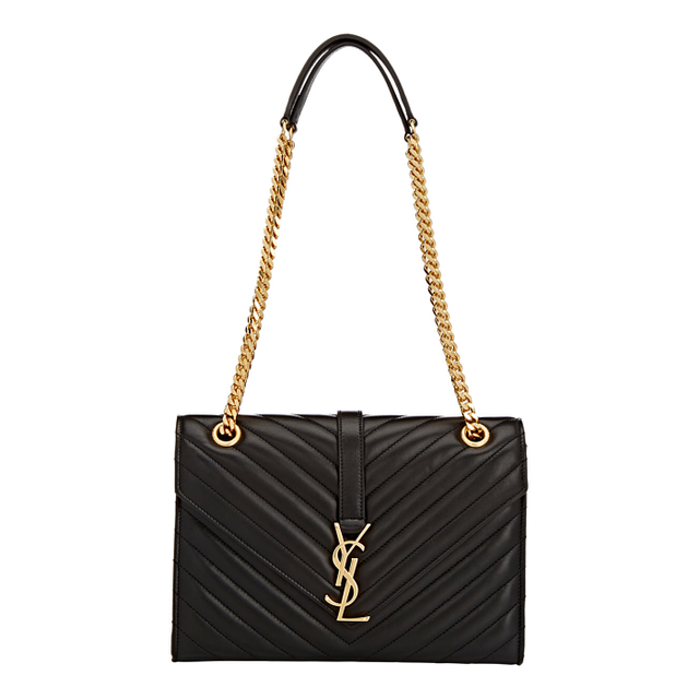 Saint Laurent Monogram Medium Shoulder Bag