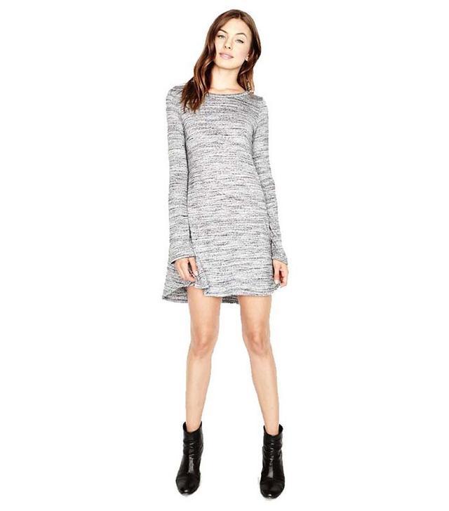 Michael Lauren Harvest Crewneck Dress