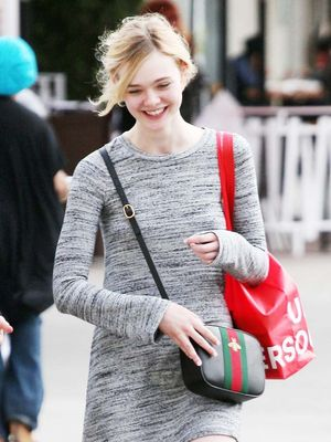How Elle Fanning Styles Her Timberland Boots