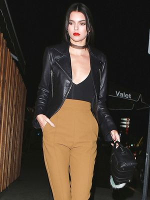 Kendall Jenner Wore Sneakers to Her Favorite L.A. Club