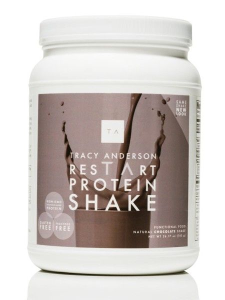 Tracy Anderson Restart Protein Shake