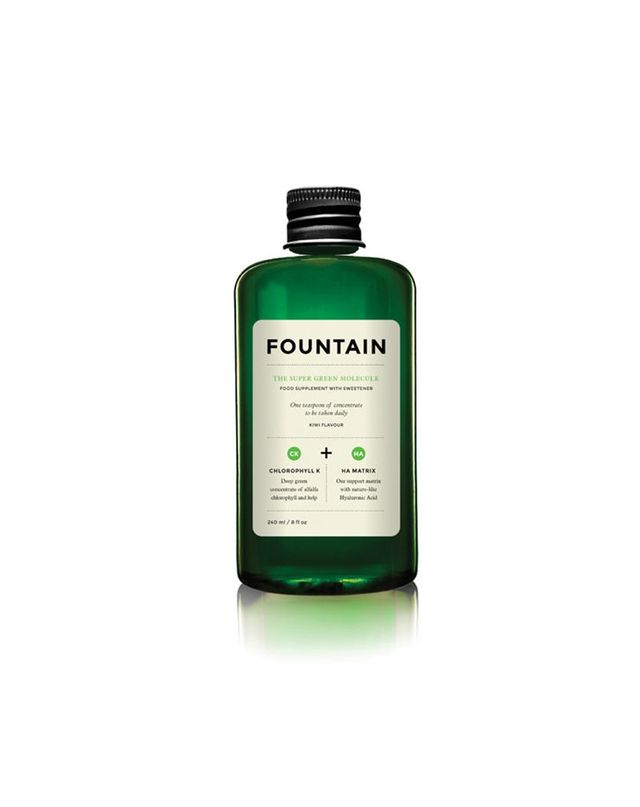Fountain's The Super Green Molecule