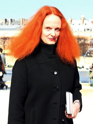 A Big Career Change for Grace Coddington at Age 74