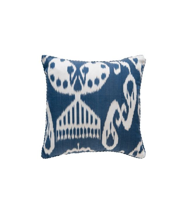 Madeline Weinrib Remy Ikat Pillow