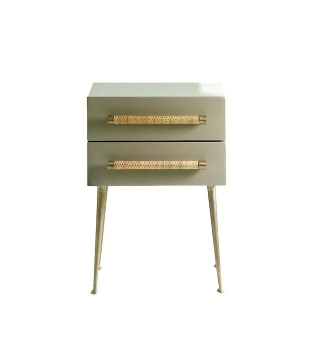 Chelsea Textiles Two-Drawer Bedside Table