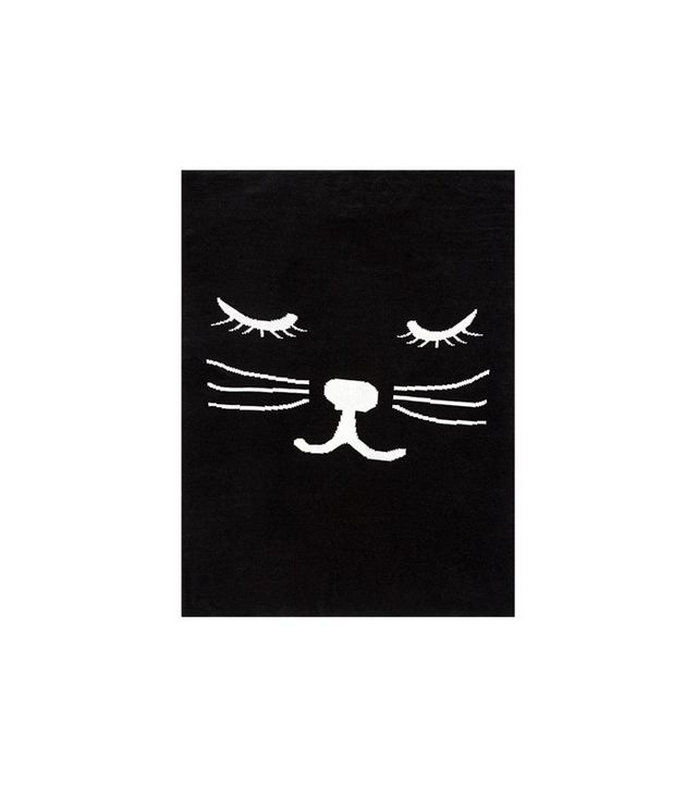 Emily & Meritt for Pottery Barn Kids Kitty Stroller Blanket