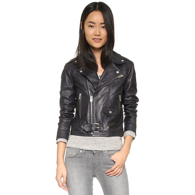IRO Wendy Leather Jacket
