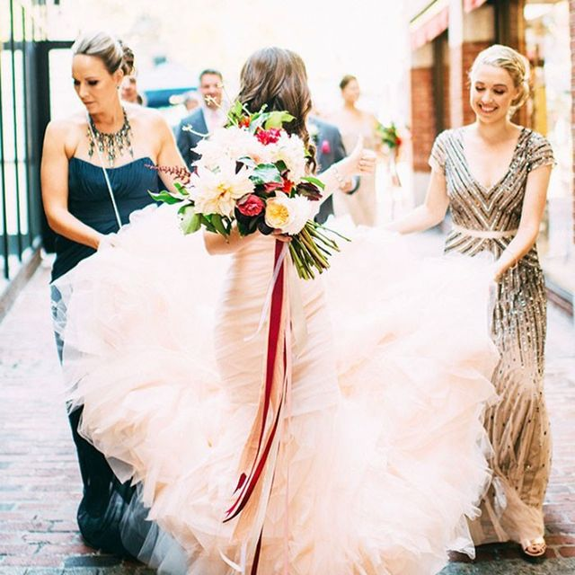 How One Woman Gets Paid to Be a Professional Bridesmaid